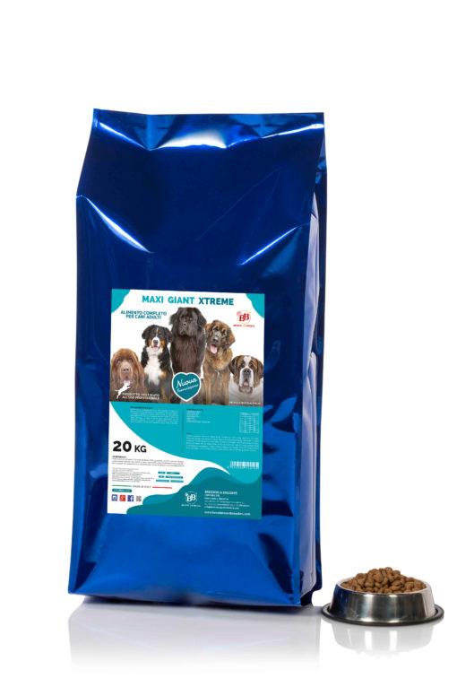 Crocchette cibo secco per cani Maxi Giant Xtreme