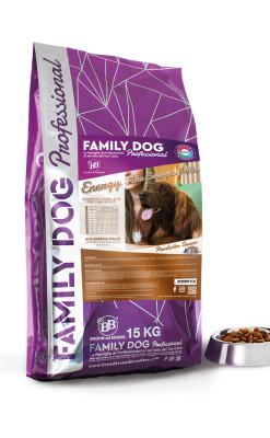 Alimento completo crocchette cibo secco Energy alta energia per cani adulti in attività a base di Pollo